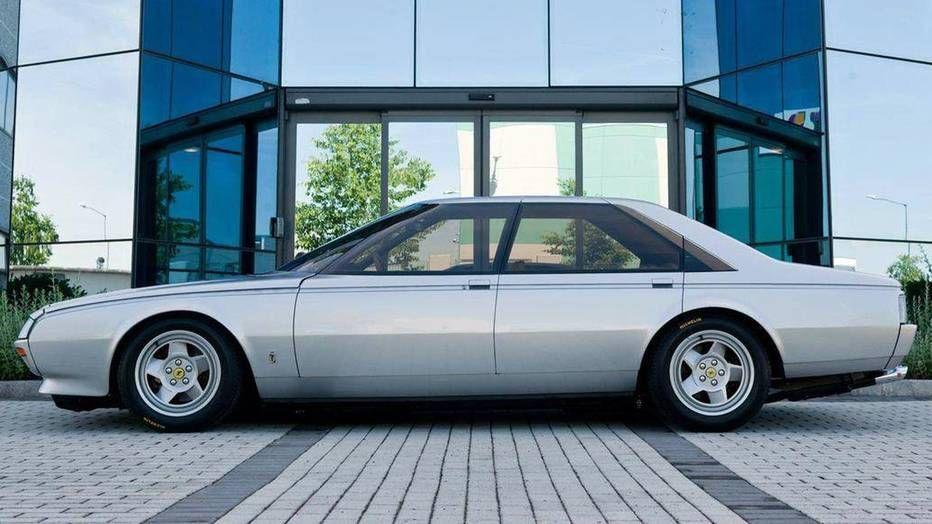 No SUVs, Electric Cars Or Four Door Sedans Will Wear The Ferrari Badge     Ever. That Was Former Ferrari Chairman Luca Di Montezemolou0027s Promise, ...