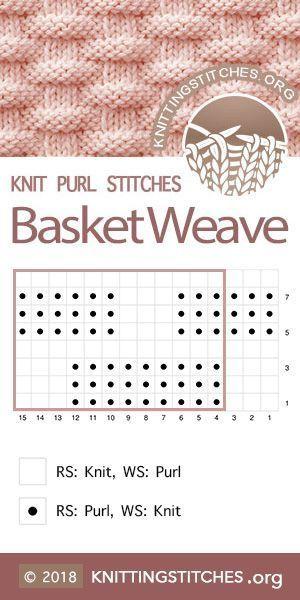 Basket Weave #stitching