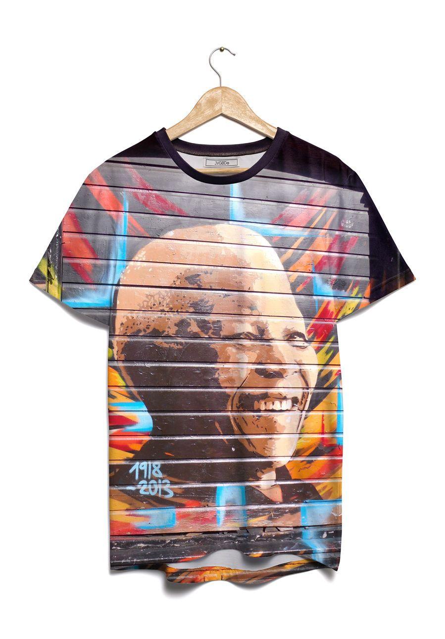 Clemence T-Shirt Mandela