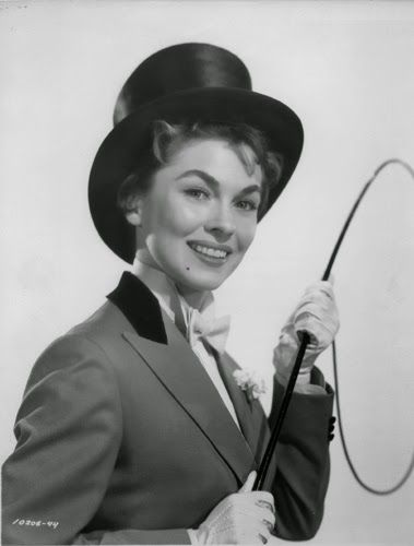 "Vintage Glamour Girls: Joanne Dru in "" 3 Ring Circus """