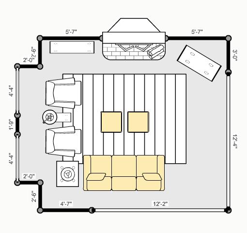 Floor Plan Floor plans, How to plan, Flooring