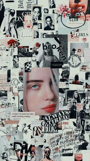 Lost in Icons - Wallpapers - Billie Eilish