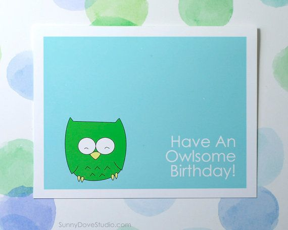 Birthday Card Puns ~ Birthday quotes you make me happy puns funny greetings card
