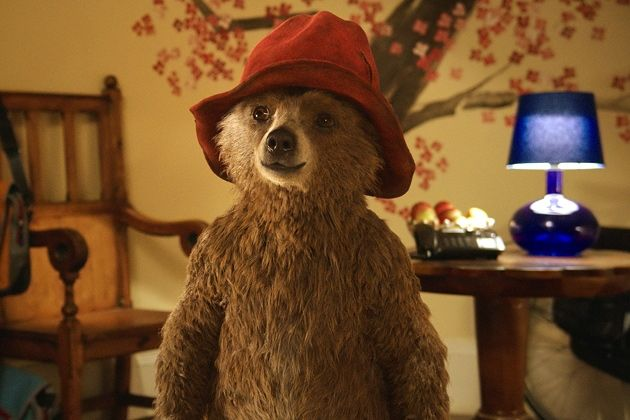 "Paddington (2014). ""Paddington Bear"" voiced by Ben Whishaw."
