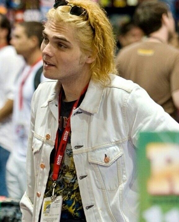 Blonde Haired Gerard It Was A Little Counrty A Little Techno I