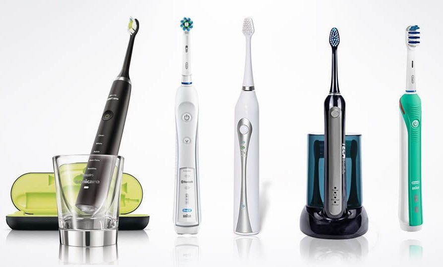 how to use electric toothbrush with braces
