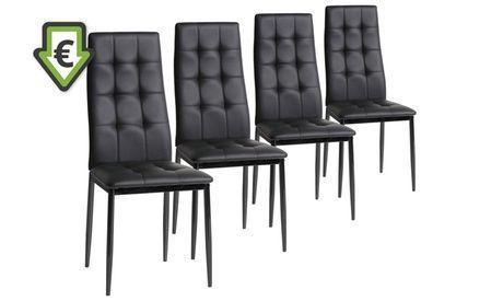Groupon Sedie ~ Set di sedie sophia disponibili in colore ad euro in