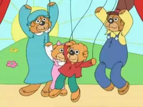 The Berenst In Bears Problem Are We Living In An Alternate Worldline Berenstain Bears Theme Song Bernstein Bear
