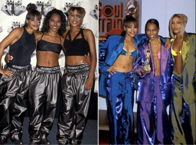 Flashback Friday 90s R B Style Brooklyn Bradshaw Fashion Beauty Life Blog Black Girl Groups Fashion Hip Hop 90s