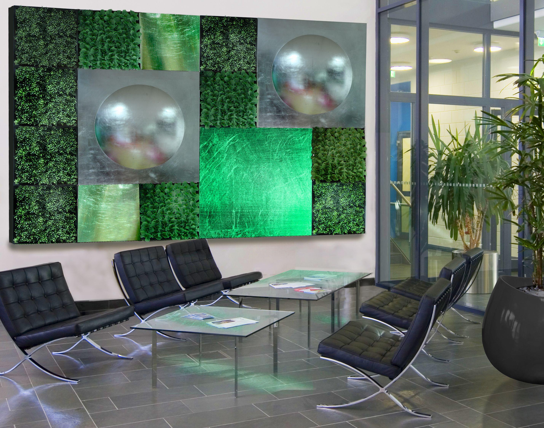 New Livingreen Design GRP Planter Range: Feature Wall http://www.livingreendesign.com/feature-wall.htm