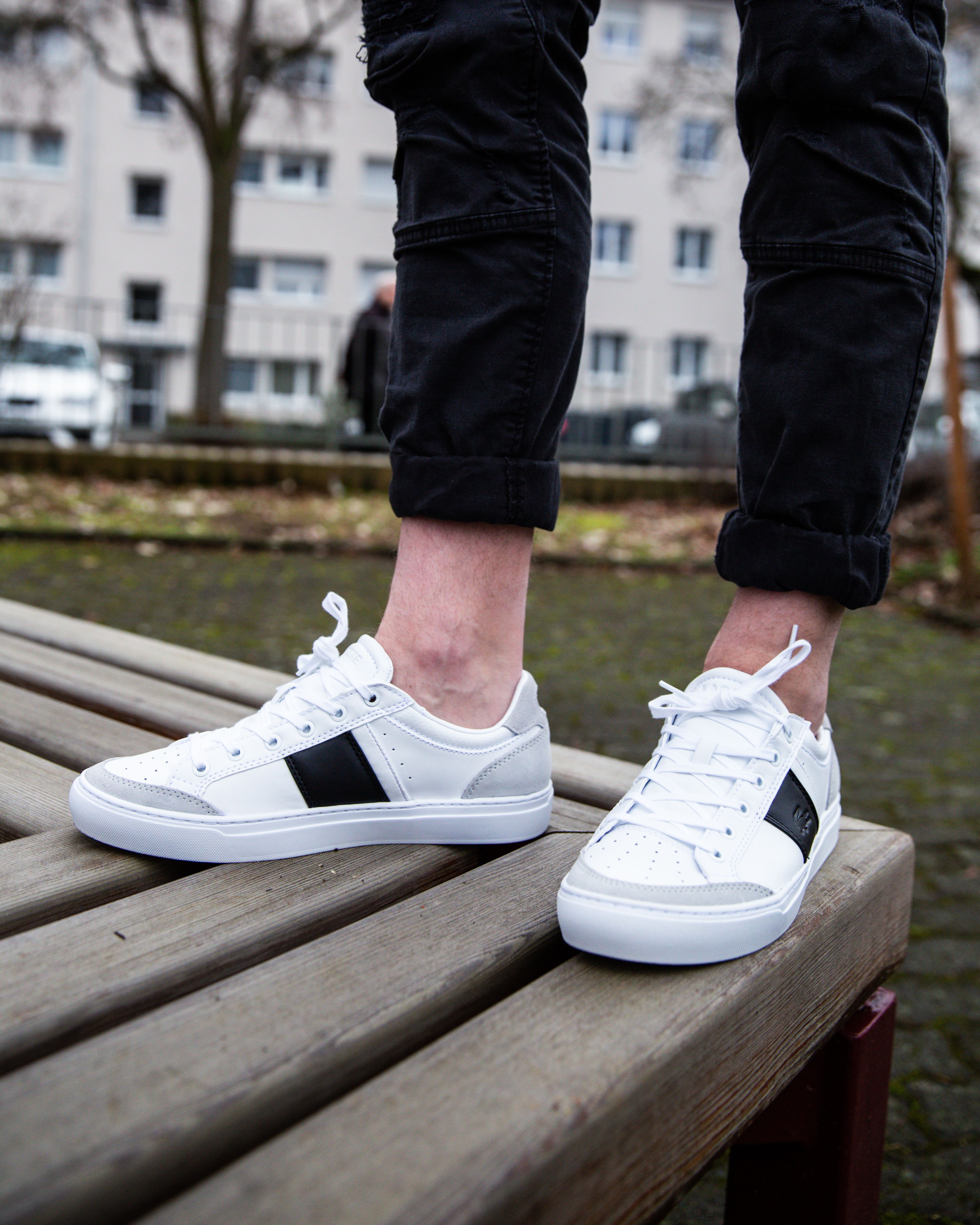 Lacoste Chaymon Sneaker In 2020 Sneaker Lacoste Sneaker Herren