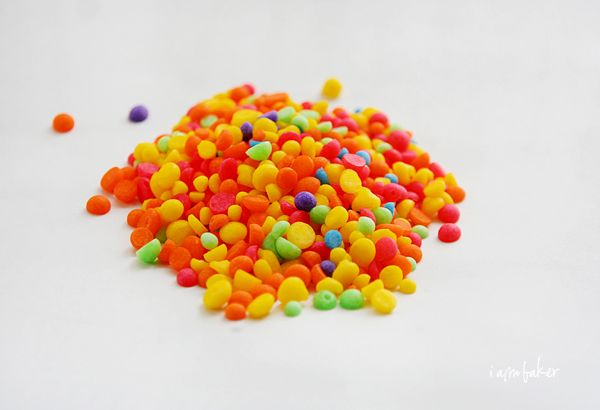 homemade sprinkles!!
