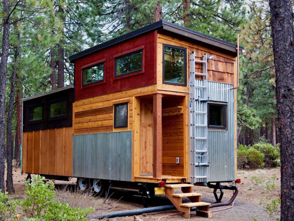 L Interieur Chic Innovant Et Ingenieux De Cette Mini Maison Vous
