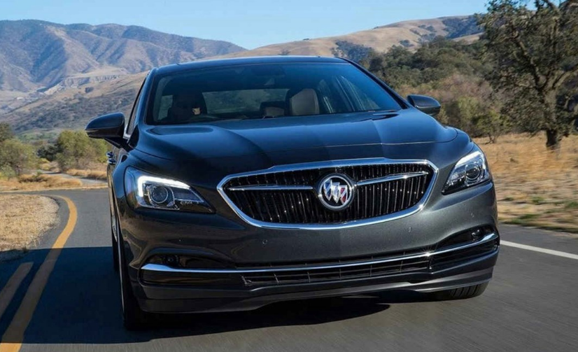 2020 Buick Avenir Engine Interior Price Buick Grand National