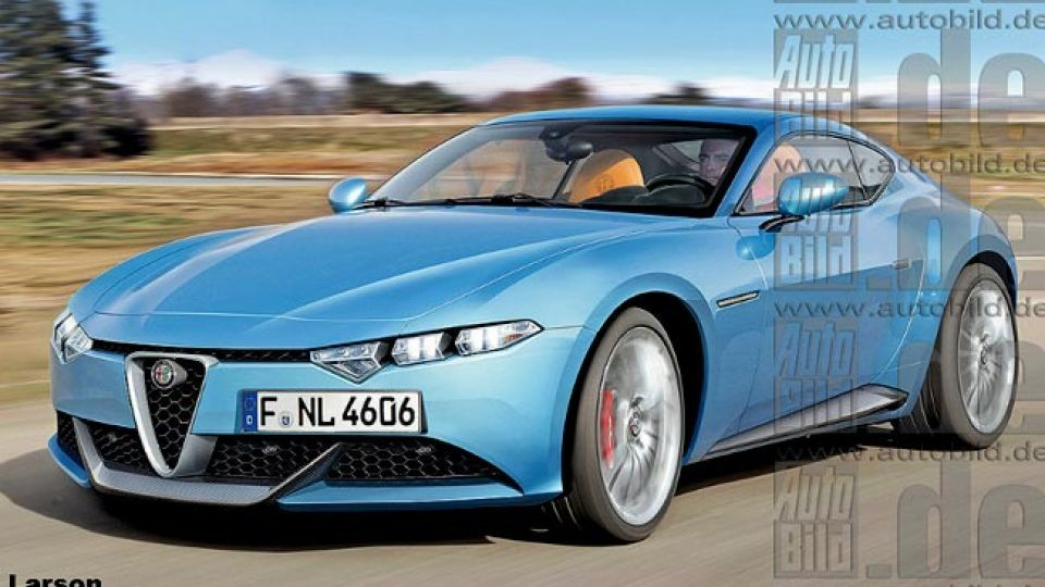 The Alfa Romeo company will release the new coupe in 2020