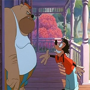 Roxanne S Father Goof Troop Wiki Fandom Goof Troop Goofy Movie Old Cartoons