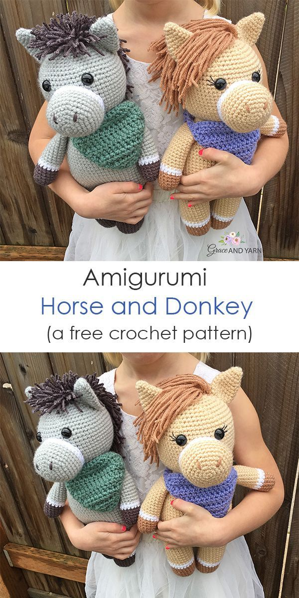 Amigurumi Horse | World Of Amigurumi - YouTube | 1200x600