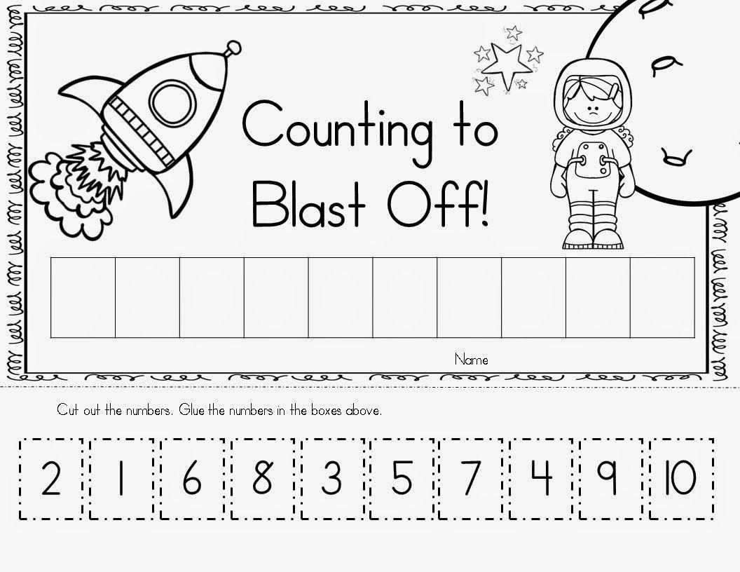 Mrs Mcginnis Little Zizzers New Kindergarten Teaching Materials Space Theme Preschool Space Preschool Teaching Kindergarten [ 816 x 1056 Pixel ]