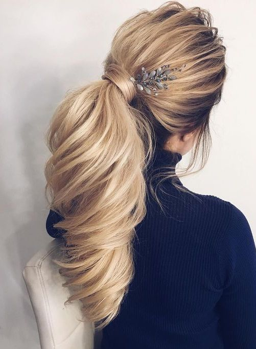 Gorgeous Ponytail Hairstyles 2018 That Truly Inspire Hairstyle
