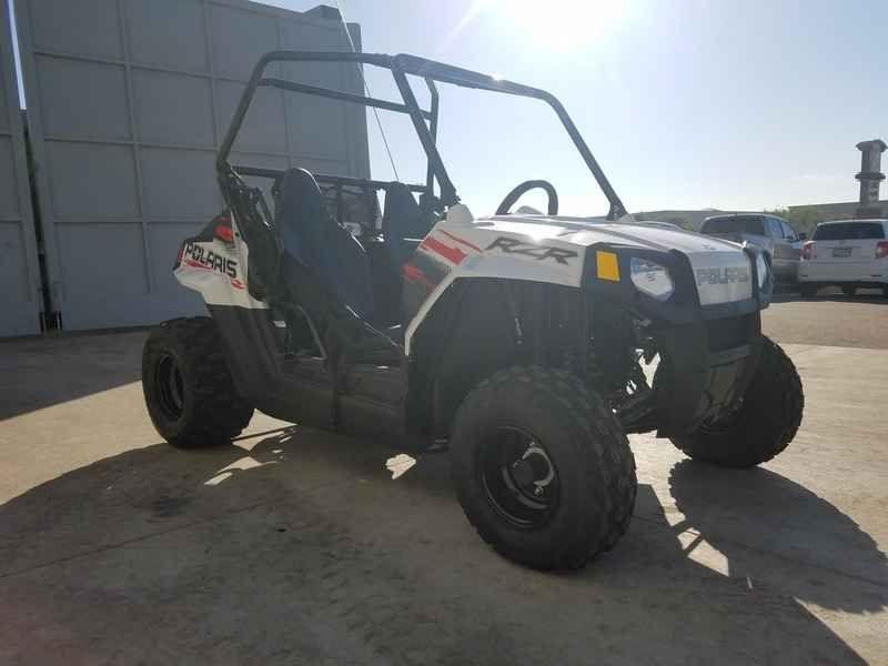 New 2017 Polaris RZR 170 EFI Bright White ATVs For Sale in Arizona
