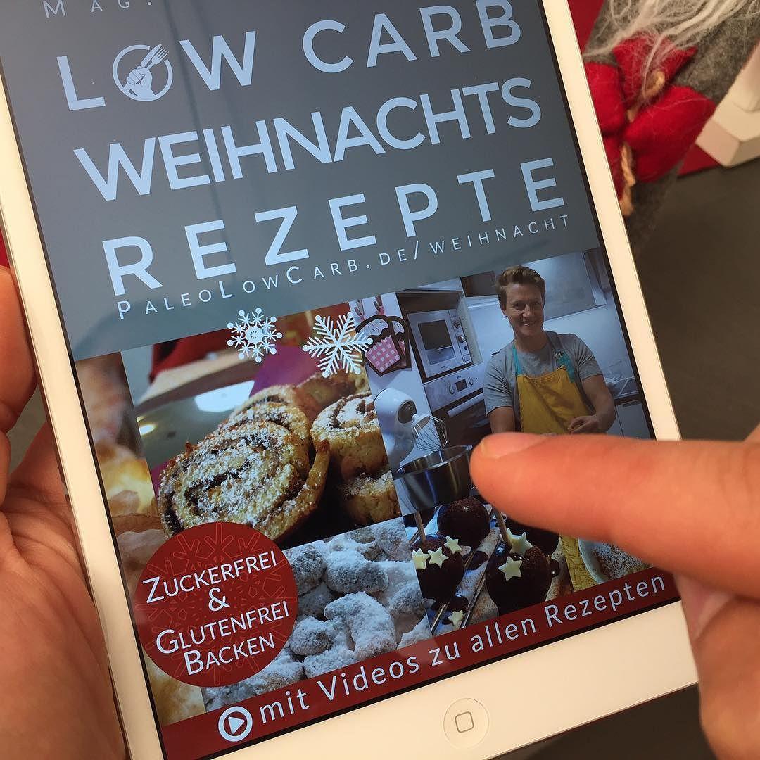 #lowcarb #weihnachten #rezept #backbuch #kostenlos  Einfach Link in der Bio klicken und zum Newsletter anmelden.  by paleolc