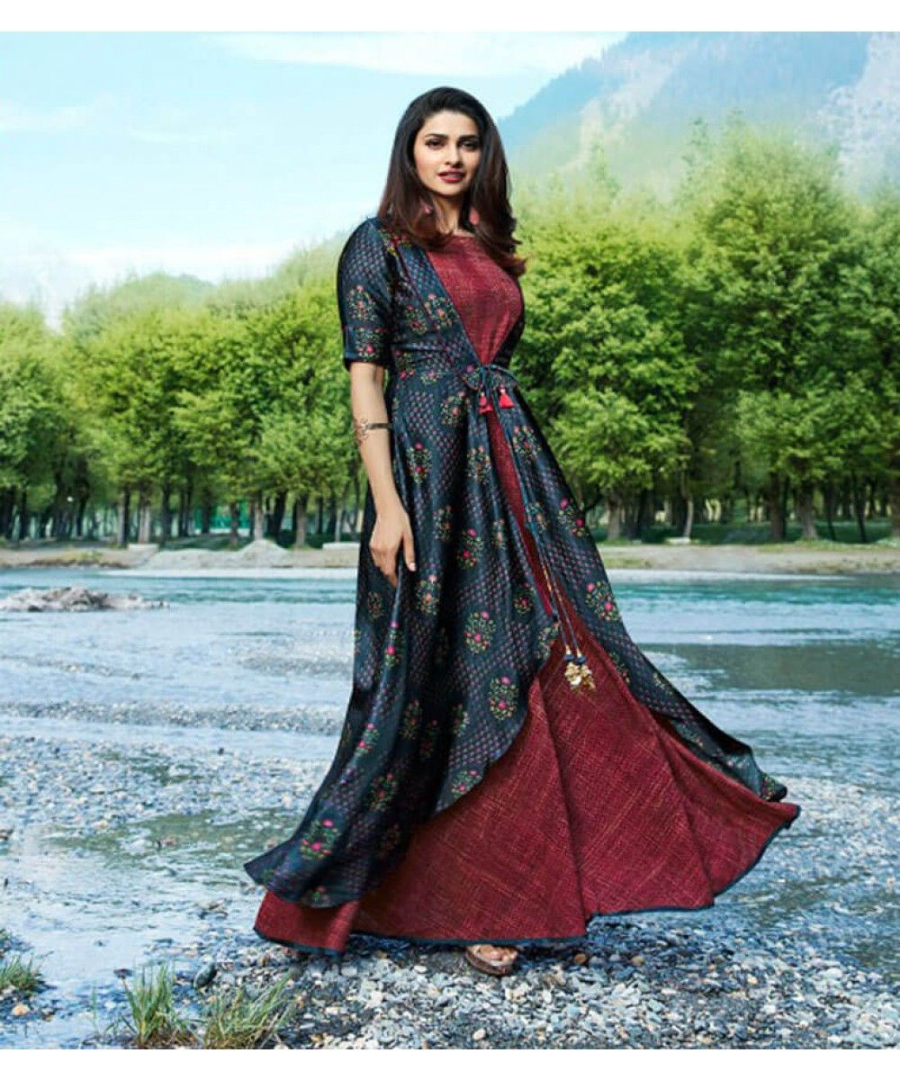 Designer jacket gown india usa uk canada tunic dress kurti in
