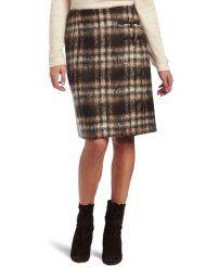 Pendleton Women's Times Mock Wrap Skirt