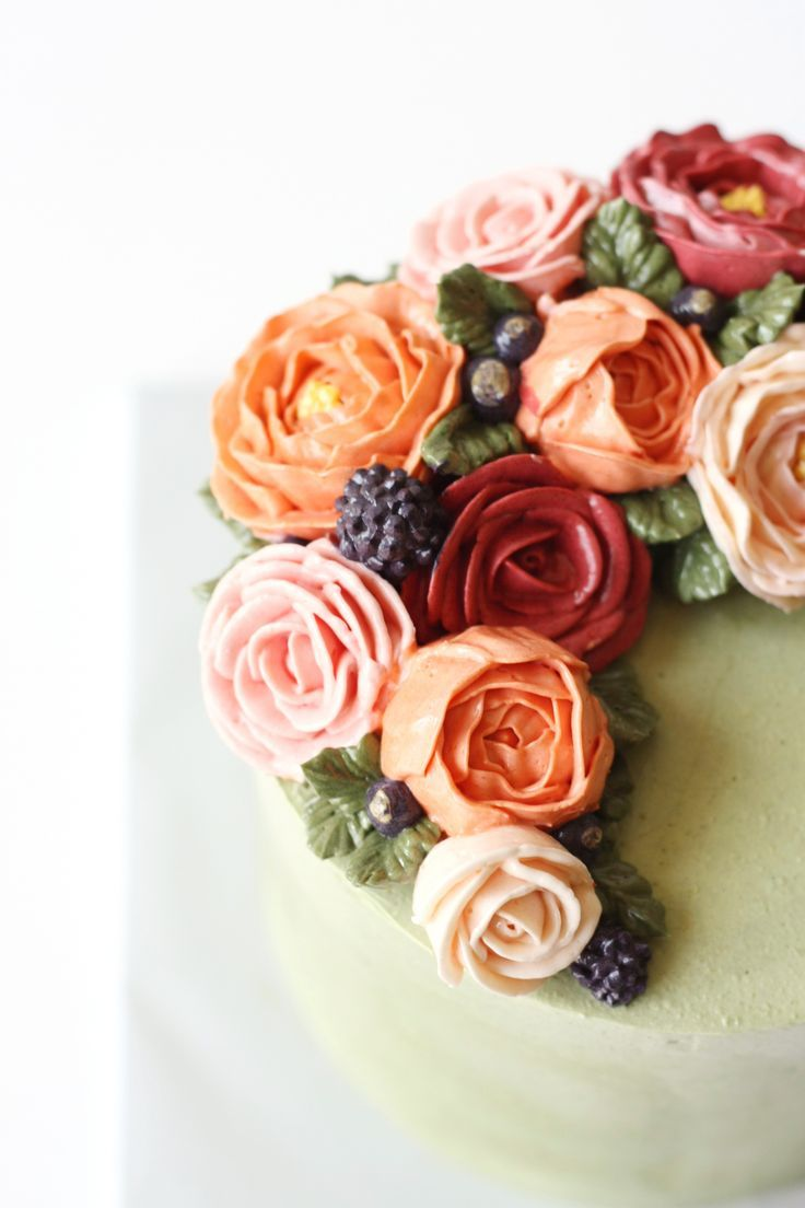 Image result for drip cake with buttercream flowers bakery image result for drip cake with buttercream flowers izmirmasajfo