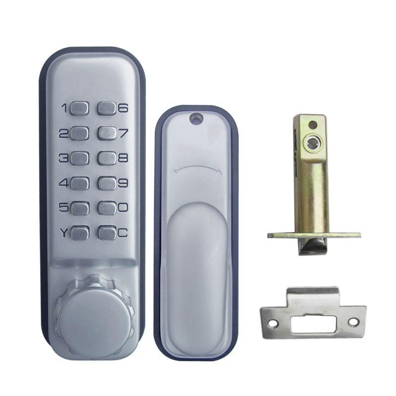Mechanical Code Door Lock Digital Machinery Keypad Password Entry