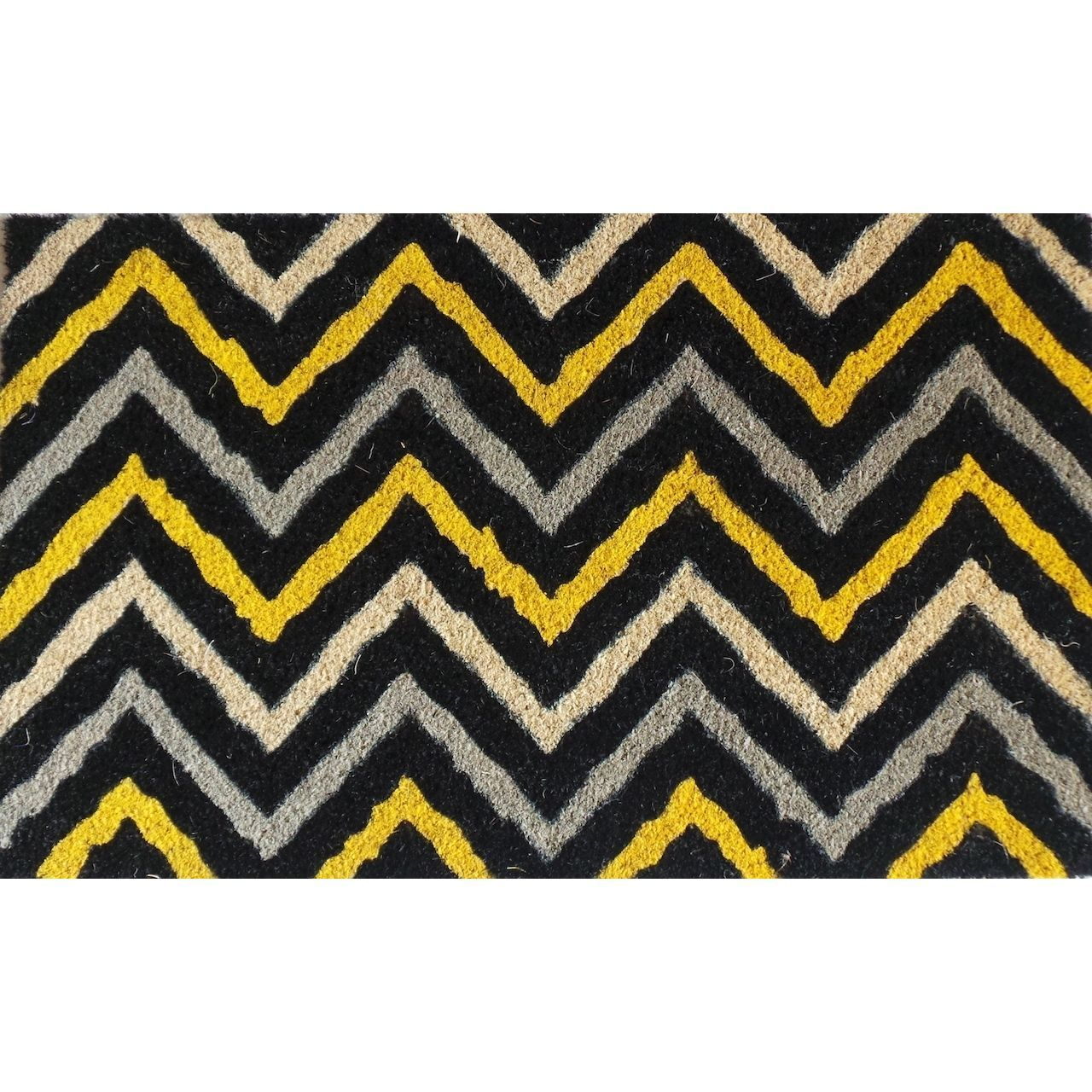 Keep your floors clean and your home stylish with this decorative ...