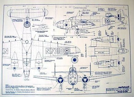 Ww ii lockheed hudson aircraft blueprint by blueprintplace on etsy ww ii lockheed hudson aircraft blueprint by blueprintplace on etsy 1899 malvernweather Image collections