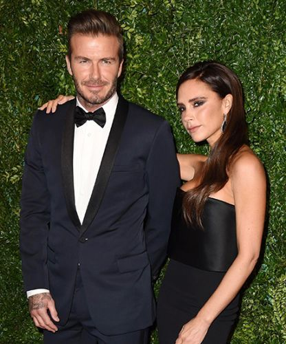 David & Victoria Beckham's adorable three-year-old daughter is already following in one of her parents' footsteps