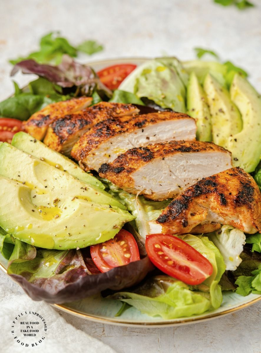 How to Make Blackened Chicken - Happily Unprocessed