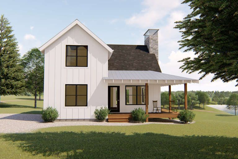 40+ Modern farmhouse duplex plans most popular