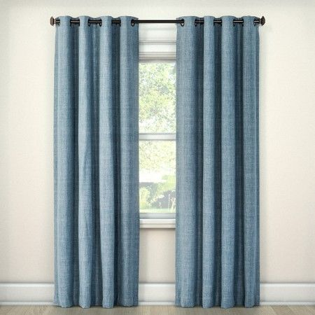 Rowland Light Blocking Curtain Panel - Eclipse™ : Target