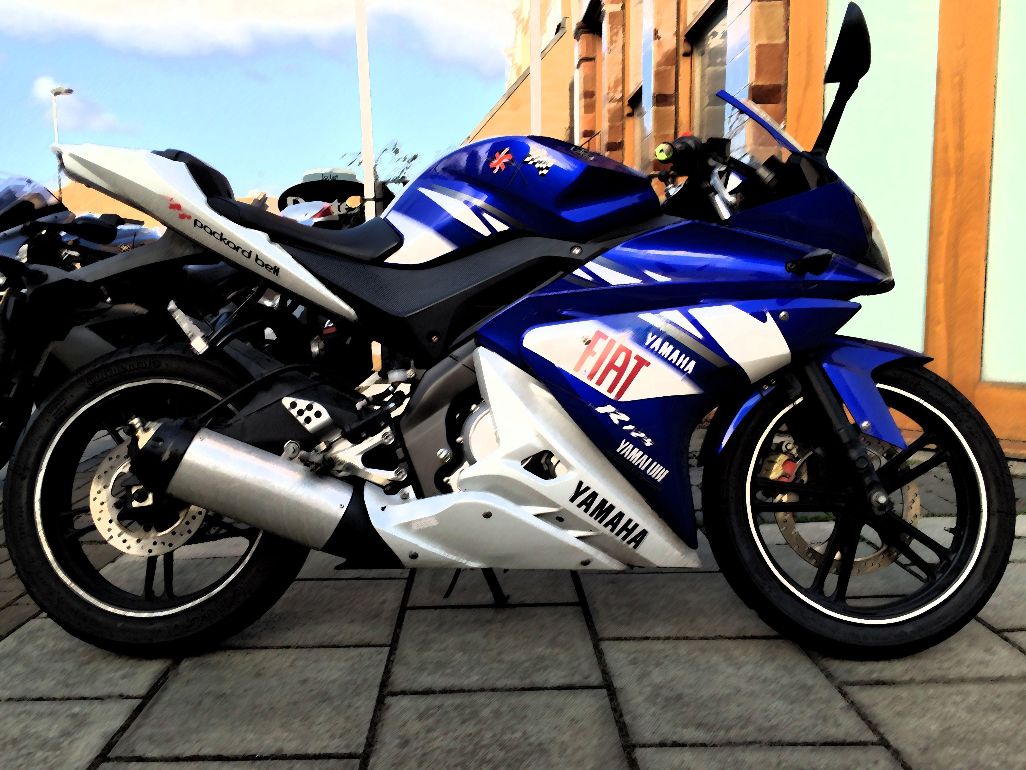 Yamaha YZF-R-125 Little R6 best 125cc bike