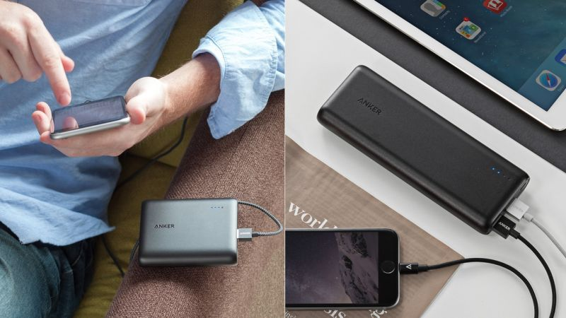 Anker PowerCore Fusion Power Delivery batteri och laddare
