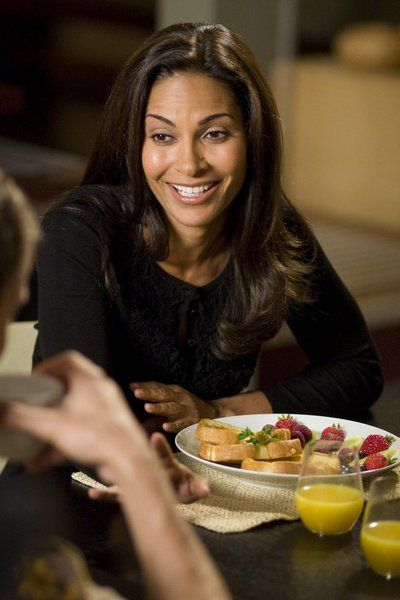 Salli Richardson Her Mother Is Black And Cherokee Indian Her
