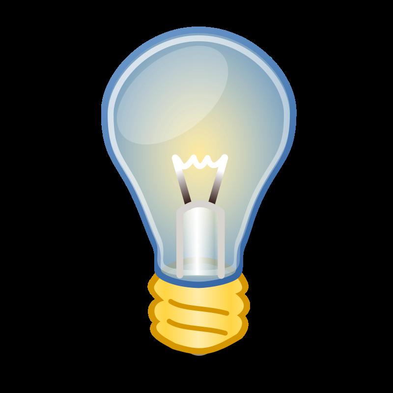 Light Bulb Clipart Reading Enlightens Us Light bulb art