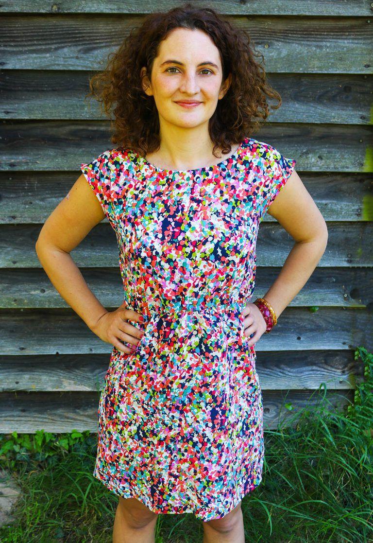 Kleider nähen - Die 5 besten Sommerkleider zum Nähen für ...