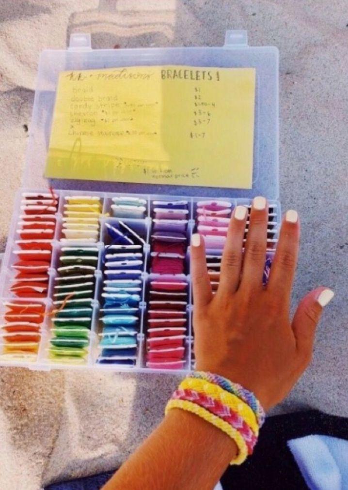 #bracelets #aesthetic #vsco | Friendship bracelets, Diy ...