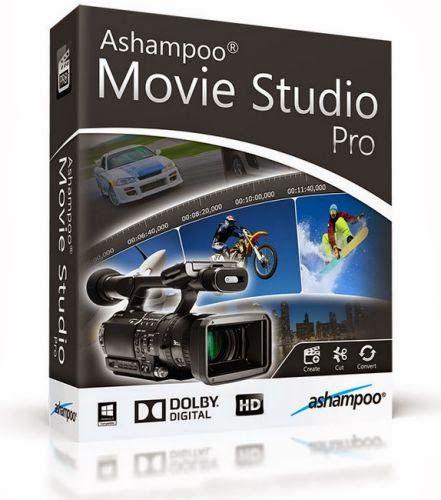 Ashampoo Movie Studio Pro Crack 2014 Plus Serial Key Crackwindows