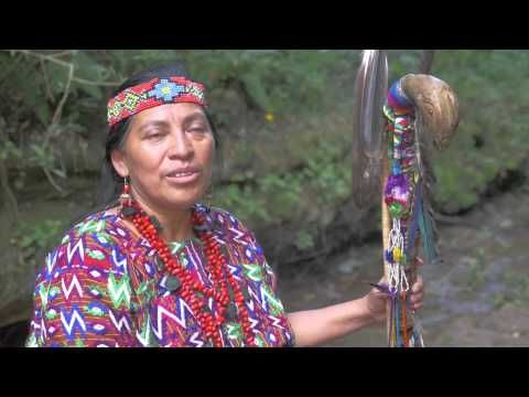 Mayan Elder Paula López Domingo Speaks About the Water and Humanities Relationship with Nature