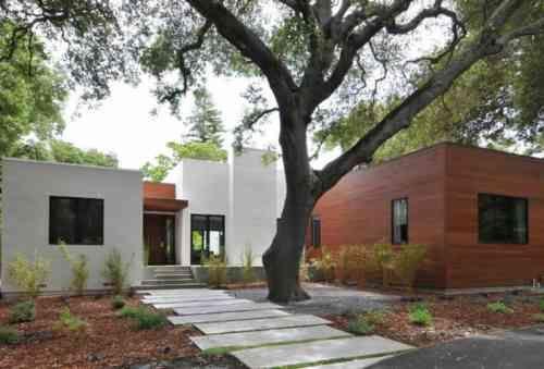 amnagment alle de jardin 45 ides originales - Amenagement D Une Allee Maison