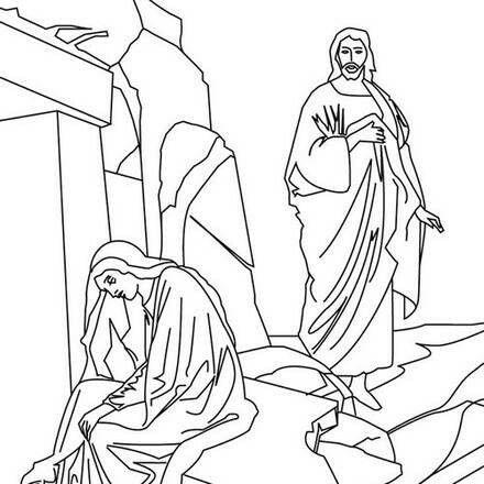 Pin de Thelma Lopez en Dibujos bíblicos hechos con líneas simples ...