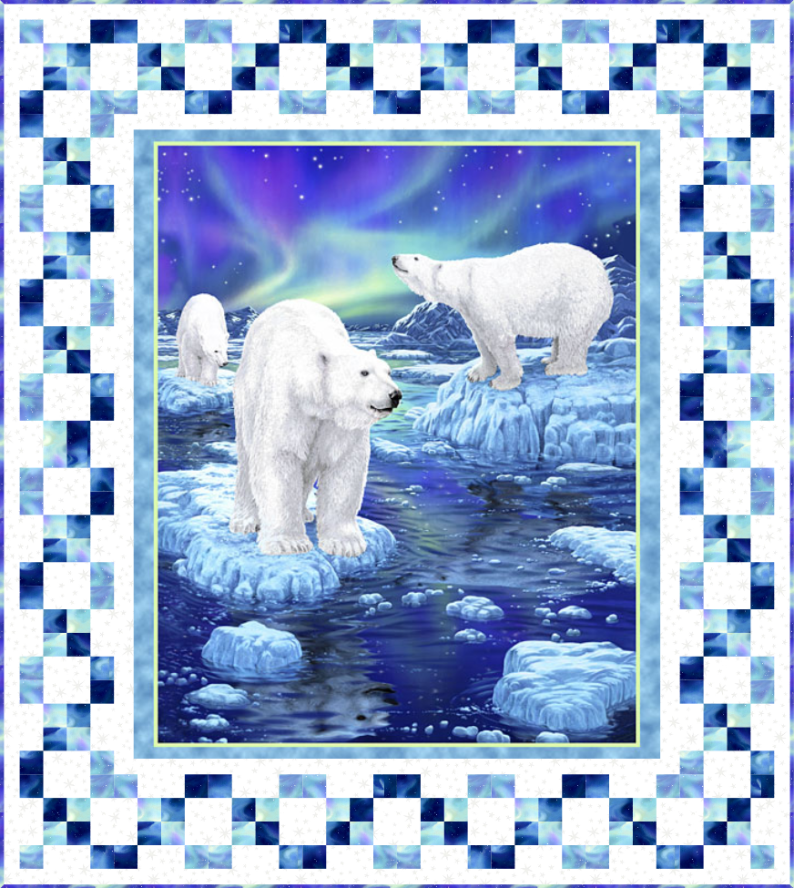 Northern Lights - FREE Quilt Pattern - personalize your own at ... : northern lights quilt pattern - Adamdwight.com