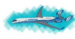 Boeing 717-X8