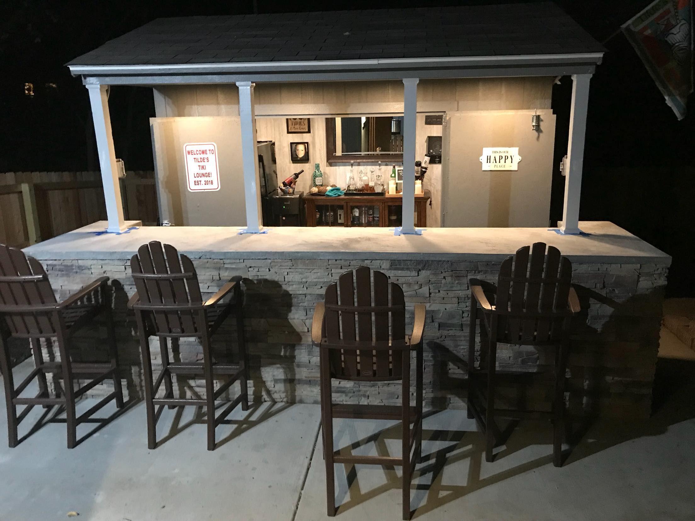 42+ Backyard bar shed ideas ideas