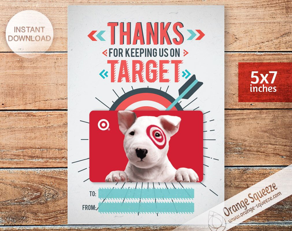 Instant download thanks for keeping us on target