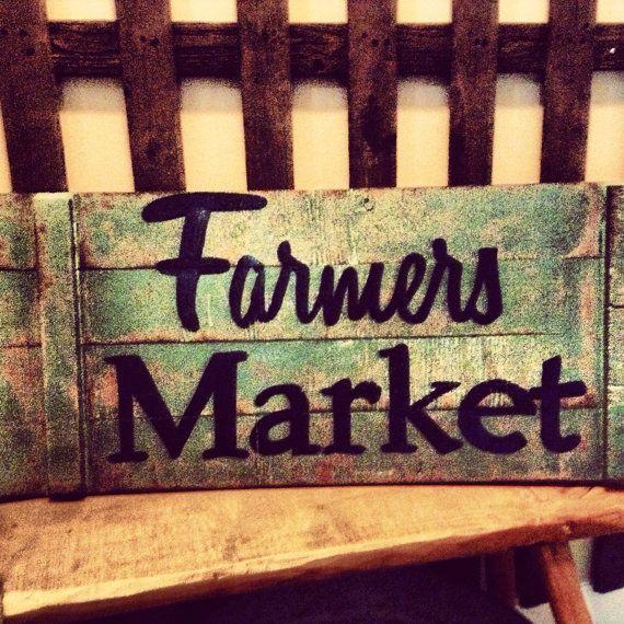 Best 25 Farmers Market Sign Ideas On Pinterest Farmers